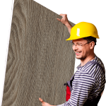 Стеновая ламинированная панель