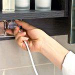 Как расположить розетки в ванной