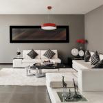 Как организовать свет в гостиной