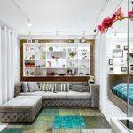 Как сделать визуально шире комнату