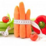 В какой еде мало калорий