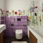 Принципы планировки большой ванной комнаты