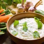 Соус для сырых овощей рецепт