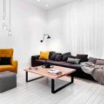 Цветовая гамма в интерьере гостиной