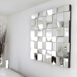 Набор декоративных зеркал на стену
