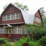 Своими руками ремонт дачного дома