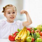 Самые полезные продукты для детей
